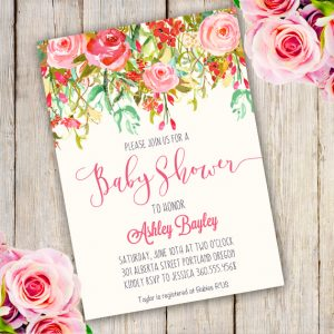 Oh baby shower invitation template edit with adobe readerparty whimsical baby shower invitation template edit with adobe reader filmwisefo