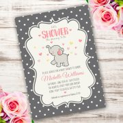 invitation baby shower printable
