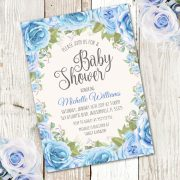 invitation shower party